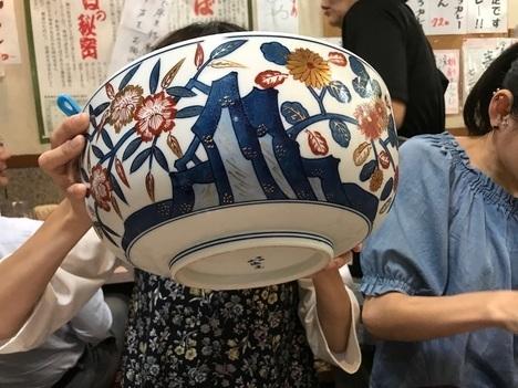 名古屋新栄吉野屋デカ盛りオフ会小野かこさん比較