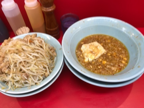 立川マシマシ足利汁なし豆腐変更後半