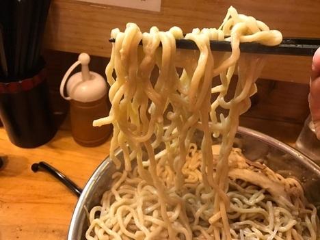 IMG 2241 thumbnail2 - ラーメンだるま小倉店(福岡県北九州市)北九州市唯一の二郎系ラーメン店にて2件目の年越しそばはボウルで麺マシ【大食い】