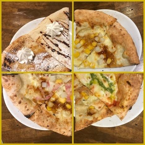 IMG 3274 thumbnail2 - ナポリの食卓伊勢崎店(他各店)【食べ放題】スイーツピザもある久々の巡回ピザバイキングは全てが焼きたて熱々でした【大食い】