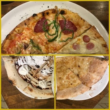IMG 3283 thumbnail2 - ナポリの食卓伊勢崎店(他各店)【食べ放題】スイーツピザもある久々の巡回ピザバイキングは全てが焼きたて熱々でした【大食い】