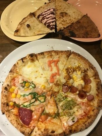 IMG 3285 thumbnail2 - ナポリの食卓伊勢崎店(他各店)【食べ放題】スイーツピザもある久々の巡回ピザバイキングは全てが焼きたて熱々でした【大食い】