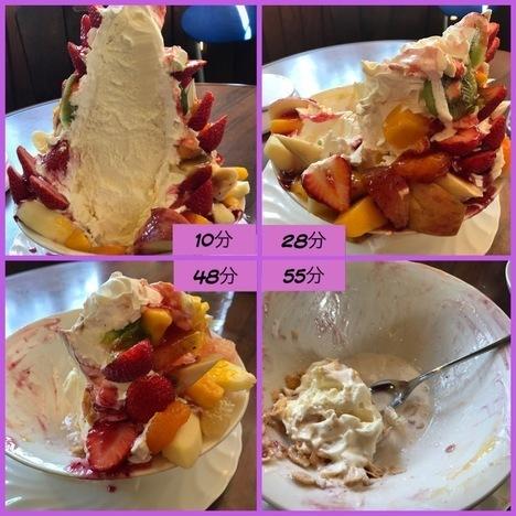 IMG 4674 thumbnail2 - プれンテイ(千葉県銚子市)【デカ盛り】以前撃沈した大繁盛カフェの巨大フルーツパフェに2年越しのリベンジなるか【大食い】