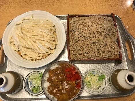 久喜菖蒲農協食堂そばうどん