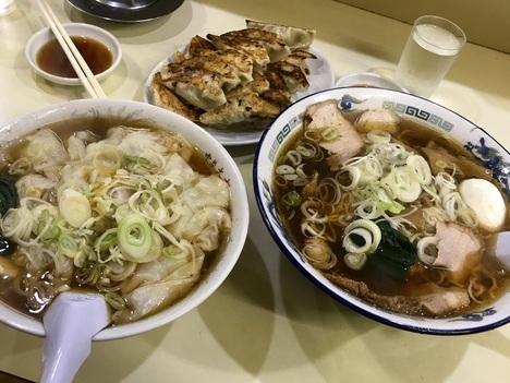 長岡シャッター店中華大吉