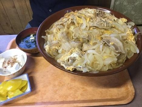栃木デカ盛り聖地お食事処藤肉丼比較