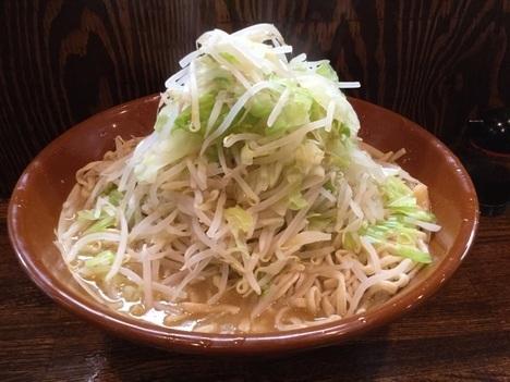西新井ラーメン鳳すり鉢麺マシヤサイマシ