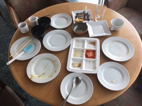 バイキング籠原レストランパッソ完食