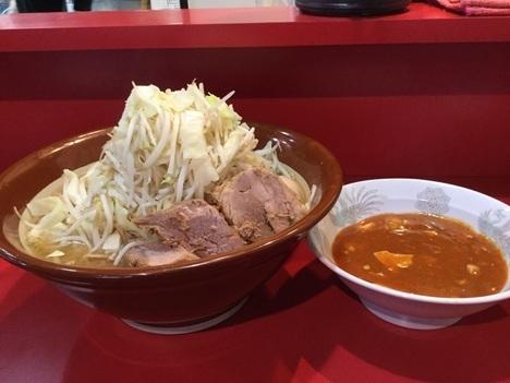 火の豚フュージョン麺マシすり鉢