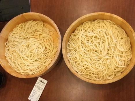 丸亀製麺1日釜揚げ半額DAY5玉と10玉分
