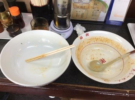 image ec612 thumbnail2 thumbnail2 - 大ラーメン福龍(埼玉県熊谷市)茹で前1kgのデカ盛りラーメンとつけ麺にチャレンジ