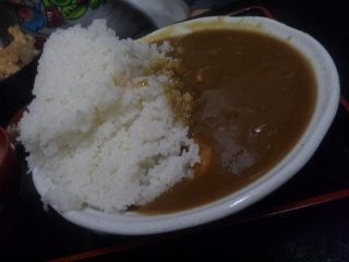 入間古都カレーライス