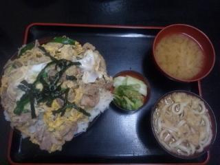 入間古都スタミナ丼定食