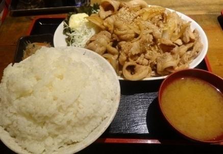 初回上州屋豚バラ定食メガ.jpg