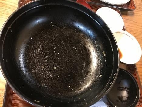 会津若松とんかつ番番デカ盛り本当に大きなソースかつ丼完食