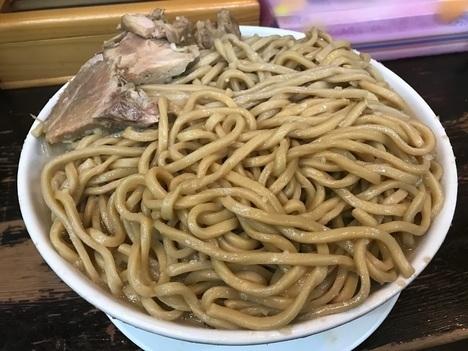 本庄大勝軒二郎系ラーメン大食い