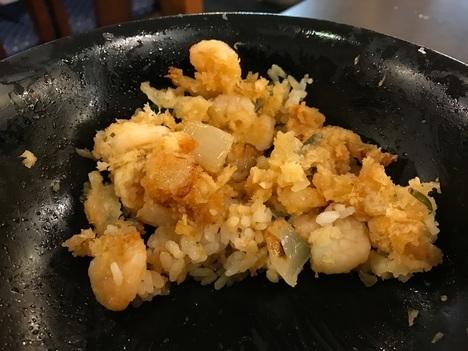 沼津魚河岸丸天大盛り海鮮かき揚げ丼