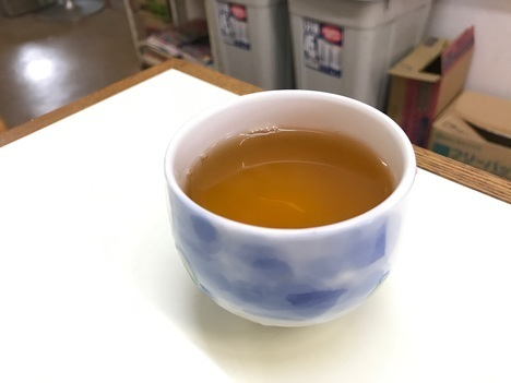 津市隠れご当地グルメさかえやカレー焼きイートインお茶