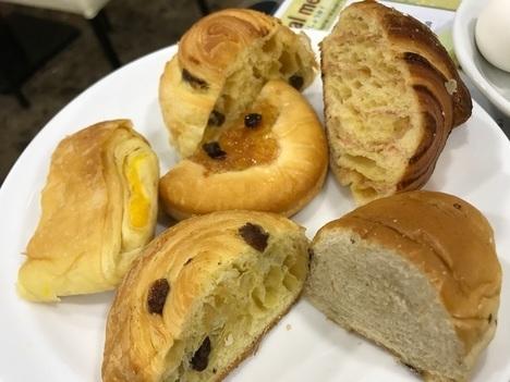 名古屋シャポーブランメイチカパン食べ放題格安神モーニング