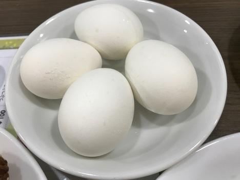 名古屋シャポーブランメイチカパン食べ放題格安神モーニングゆで卵