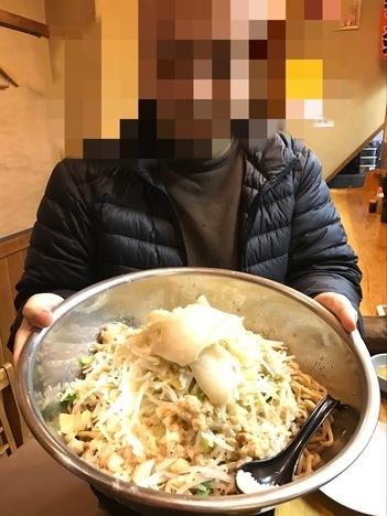 北九州二郎系ラーメン小倉だるまネマタ比較