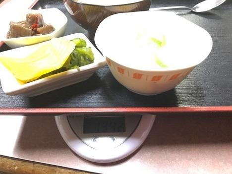 宇都宮藤デカ盛りオフ会小鉢惣菜類