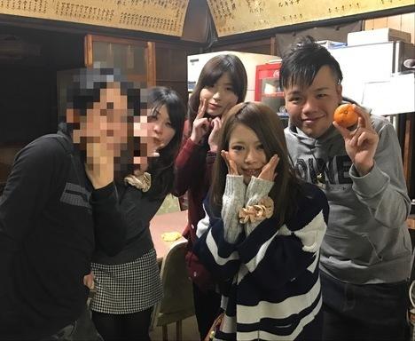 宇都宮藤デカ盛り大食いオフ会集合写真