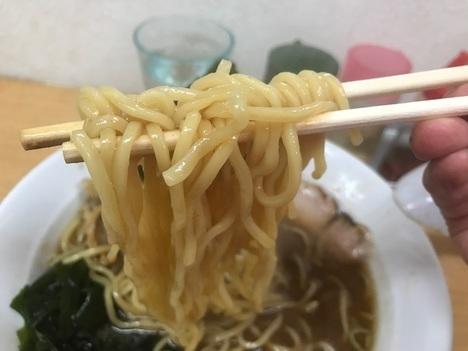 太田ラーメン廣特濃塩ラーメン