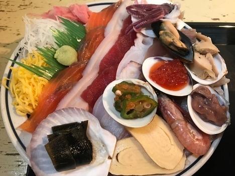 みゆきちゃん定食SP海鮮丼