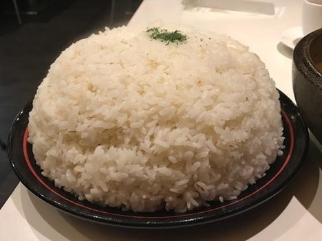 札幌ひげ男爵デカ盛りスープカレー大食い