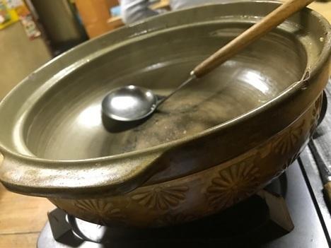 小山大衆食堂たんぽぽキャベツ丸鍋大食い完食