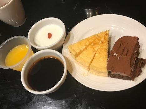 宇都宮ステーキいづつや食べ放題バイキングシメのスイーツ