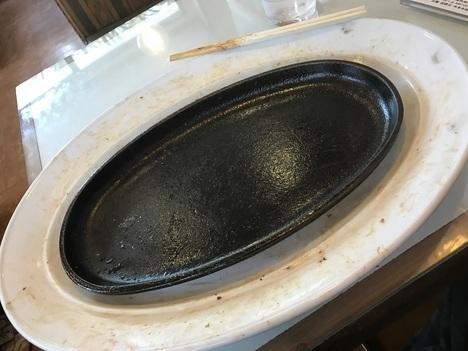 名古屋カフェテラスダッカデカ盛完食