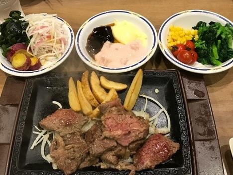 ステーキガスト宇都宮鶴田食べ放題イベント大食い