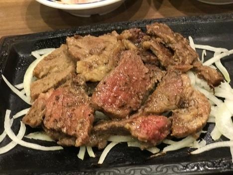 ステーキガスト月一イベントカットステーキ食べ放題