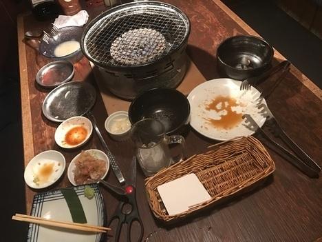 太田あぶり屋1人焼肉食べ放題完食