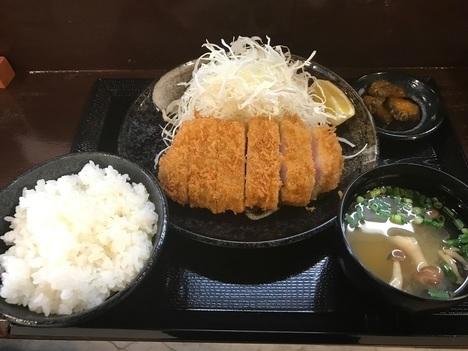 上尾新生熟成肉ロースとんかつキセキ食堂
