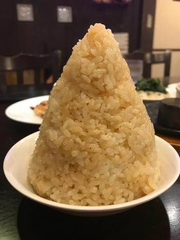 伊勢崎ステーキザックスガーリックライス