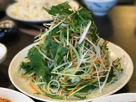 しゃぶ葉加須店平日時間無制限しゃぶしゃぶ食べ放題野菜