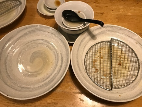 二代目蝦夷デカ盛りからあげトリプル定食の特注版