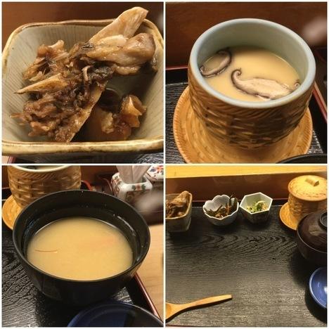 東大宮玄海寿司ばらちらし丼ランチ小鉢類