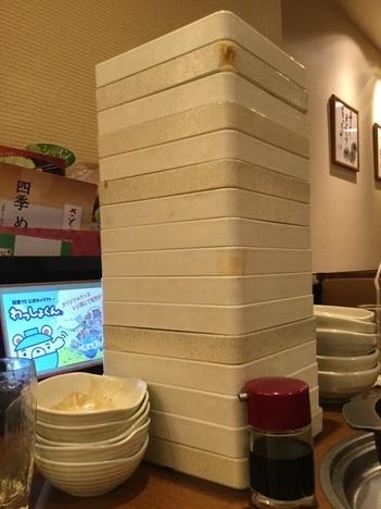 和食さと西大島店しゃぶしゃぶ大食い