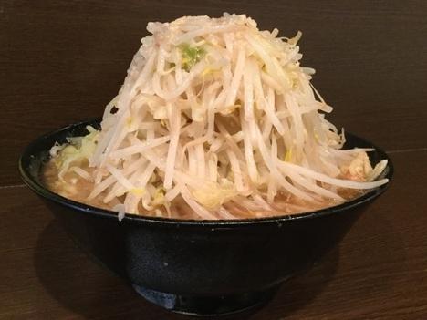 ラーメン二郎大ラーメンヤサイマシマシ縛りの旅蒲田店
