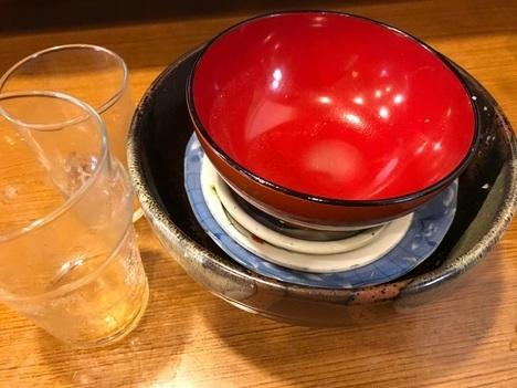 桐生ひょうたん茶屋山盛親子丼完食