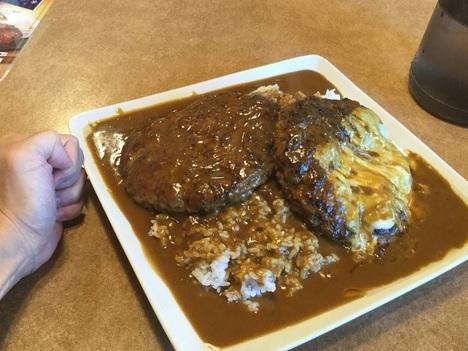 ステーキのどん相模原チャレンジメニュー東西名横綱ハンバーグカレー比較