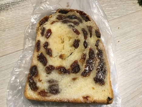 メイカセブン77%ぶどうパン