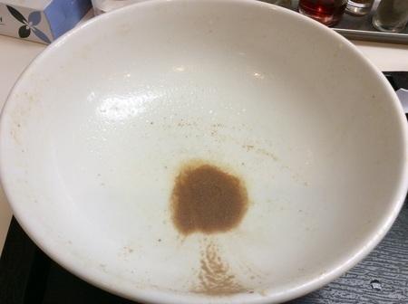 満帆太田店ごじ麺マシマシ完食
