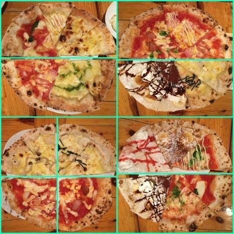 伊勢崎シルクロード第三水曜金券半額還元DAYおかわりピザ