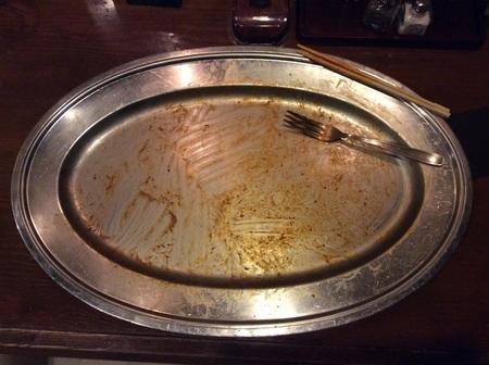 洋麺亭太田デカ盛り特注ナポリタン完食