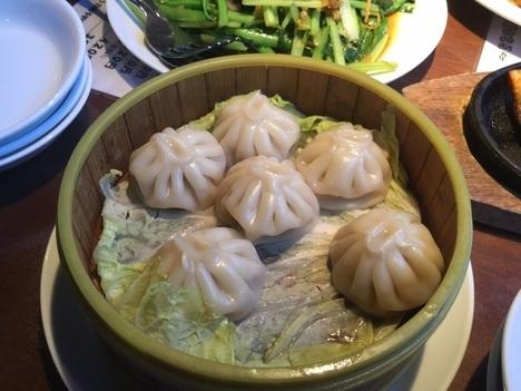 秦野紫禁城七夕料理半額イベント小籠包